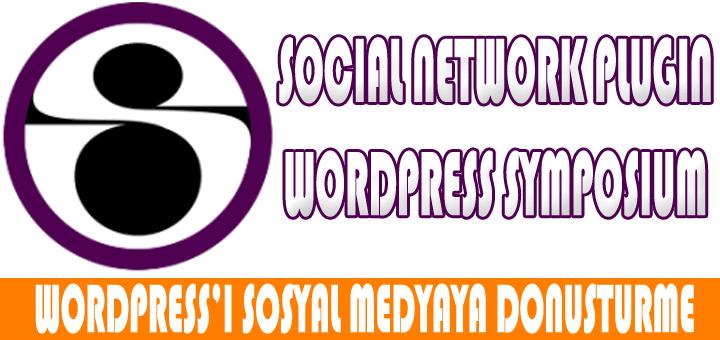 symposium social network