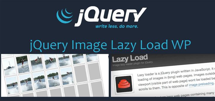lazy load wordpress