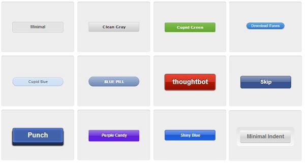 şık buton