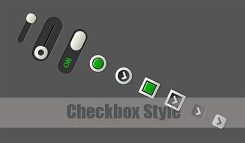 checkbox