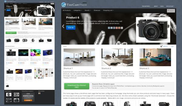 Boot Store 20+ Ücretsiz Wordpress e ticaret teması