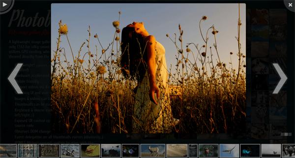 , 100+ jQuery slider/slideshow eklentileri