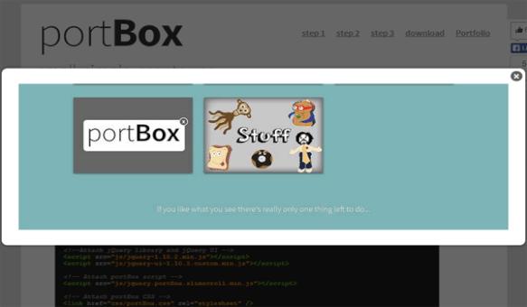 portBox