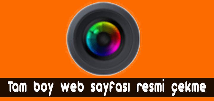 tam-boy-ekran-resmini-çekme-kaydetme