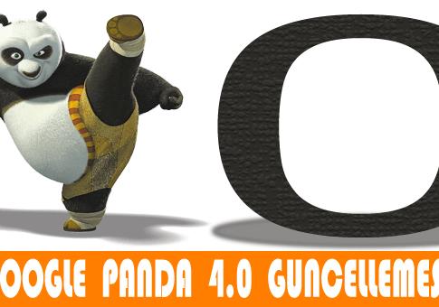 Panda 4.0 güncellemesi 1