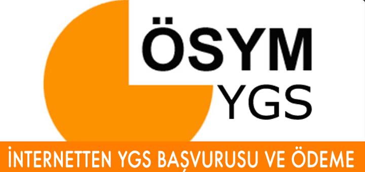 osys İnternet üzerinden YGS 2016 başvurusu yapma