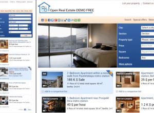 open real estate php ücretsiz emlak ilan scripti 300x220 Home