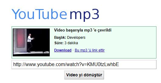 yutup mp3 dönüştürücü 4k video indir mp3 dönüştür