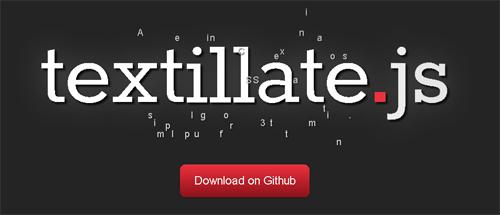 textillate1