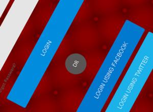 Basit bir giriş sayfası tasarımı