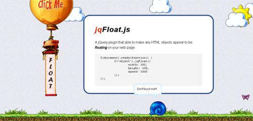 jqFloat