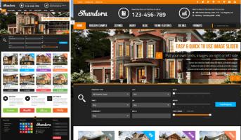 Best Premium Wordpress Real Estate Theme1