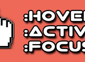 :hover, :focus ve :active kardeşler