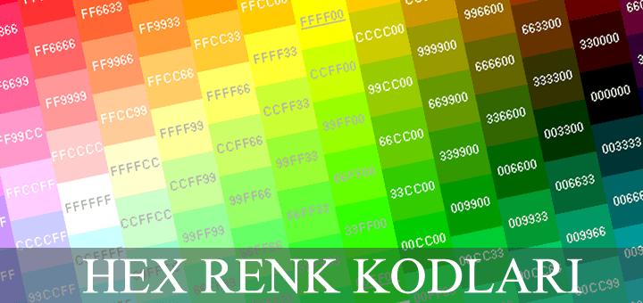 kodları