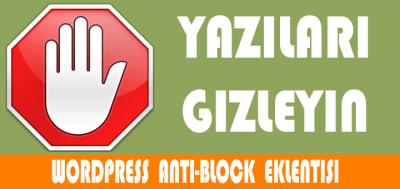 anti block adblock engelleme