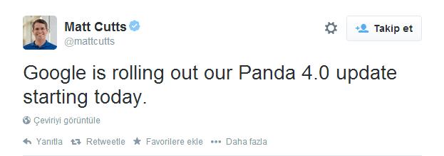 google panda 4 0 update