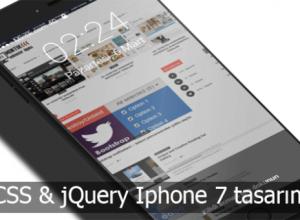 iphone 7 tasarımı