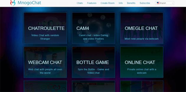 , Omegle Benzeri Chat Siteleri