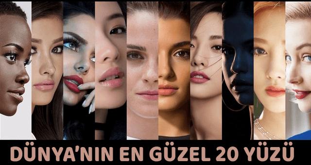 dünyanın en güzel 20 yüzü