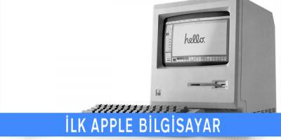 ilk apple bilgisayar modeli resmi Macintosh 35 Yaşında - İlk Macintosh bilgisayara ait 7 çarpıcı görüntü