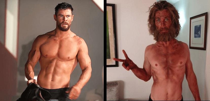 Chris Hemsworth Heart of the Sea Thor ragnarok Denizin ortasında